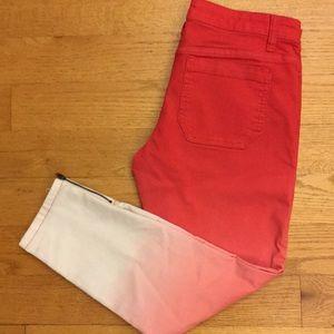 New! Prana Jett Capri pants